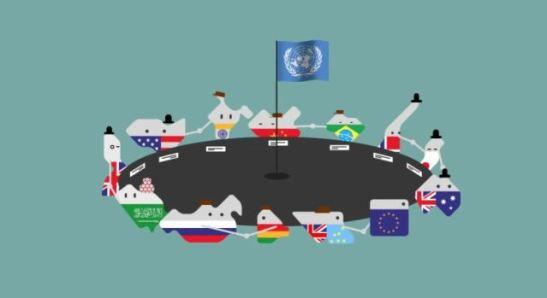 Post La historia de las negociaciones del cambio climatico en 83 segundos
