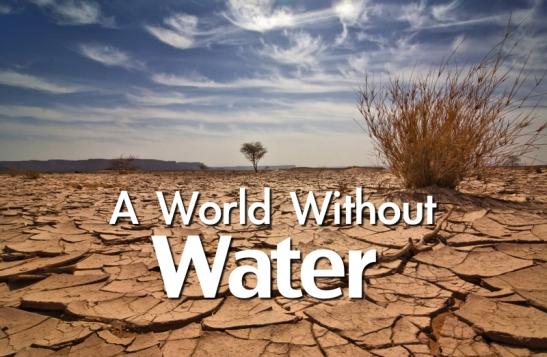Post Un mundo sin agua