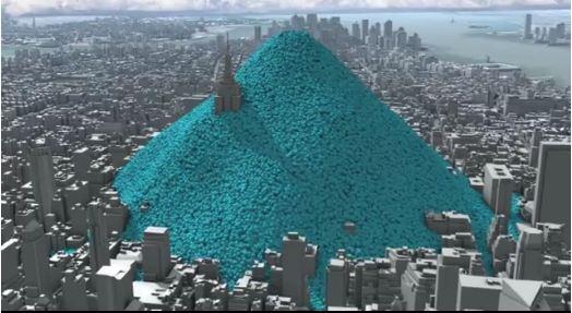 Post Las pompas de carbono en la ciudad de NY 1