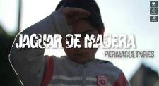 Post Jaguar de Madera Permacultores
