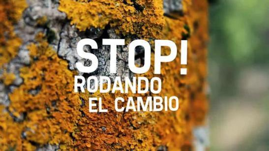 Post Stop rodando el cambio