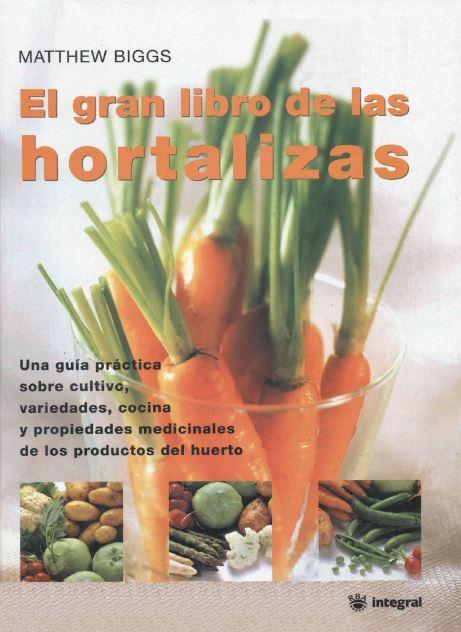 Post El gran libro de las hortalizas
