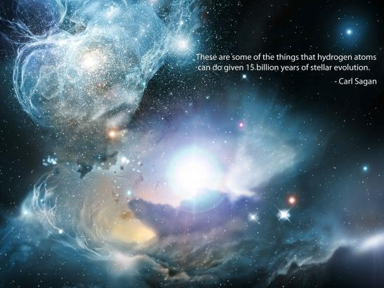 Post Quien habla por la Tierra por Carl Sagan