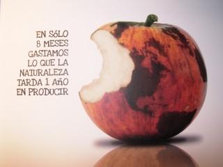 Post La Tierra entró en déficit ecologico 2013