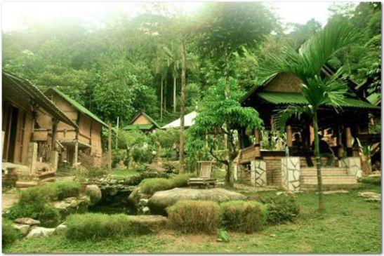 Post Un pueblo de Bamboo en Kuala Lumpur
