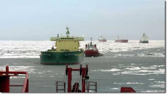 Post Analisis y opinion conforme el hielo artico se encoge