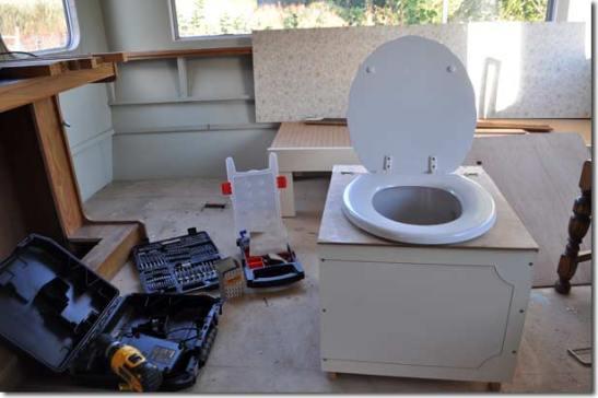 Post Construyendo un sencillo inodoro de compostaje